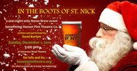 In The Boots of St. Nick in Raleigh