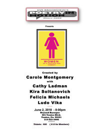 Women of A Certain Age Comedy in Los Angeles