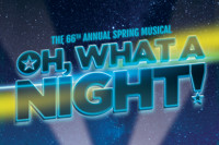 OH, WHAT A NIGHT! A Free Outdoor Rock Musical-Inspired Concert in Dallas
