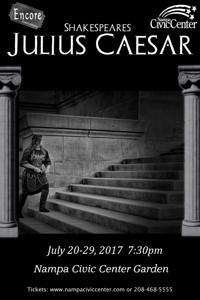 Julius Caesar in Broadway