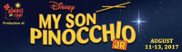 Disney's My Son Pinocchio, Jr. in Broadway