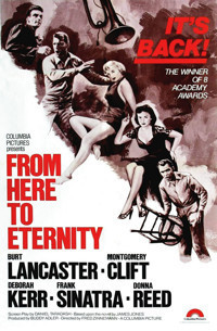 Movie Classics at the Ritz Theatre present Here to Eternity in Off-Off-Broadway