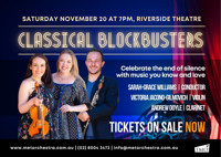 Classical Blockbusters with The Metropolitan Orchestra in Australia - Sydney