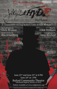 """Jekyll & Hyde""  in Off-Off-Broadway"