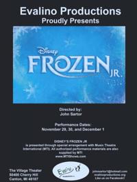 Disney's Frozen Jr. in Broadway