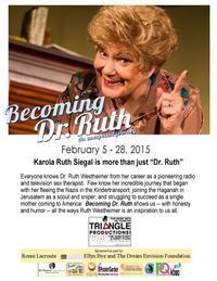 Becoming Dr. Ruth in Portland