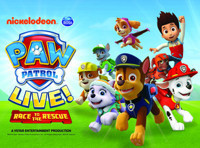 Paw Patrol Live! in Broadway