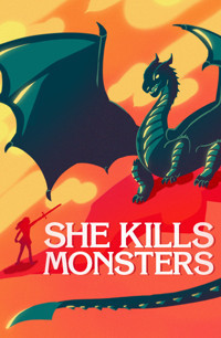 She Kills Monsters in Broadway