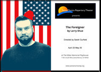 The Foreigner, by Larry Shue in Los Angeles