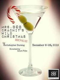 Mrs. Bob Crachit's Wild Christmas Binge in Broadway
