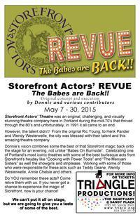 Storefront Revue: The Babes are BACK! in Portland