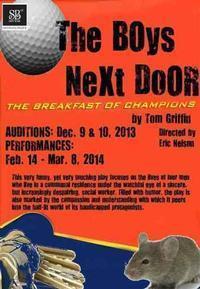The Boys Next Door in Broadway