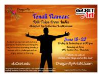 Tenali Raman: Folk Tales from India in New Jersey