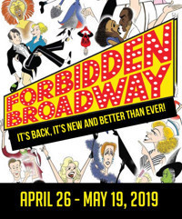 Forbidden Broadway in Indianapolis