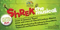 SHREK THE MUSICAL in Broadway