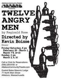 TWELVE ANGRY MEN in Rhode Island