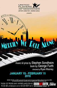 Merrily We Roll Along in Broadway