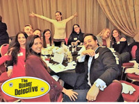 Interactive Comedy Murder Mystery Dinner Show  in Pittsburgh