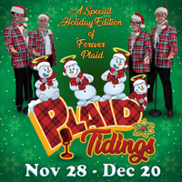 Plaid Tidings in Orlando
