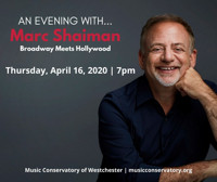 Marc Shaiman: A Performance and Conversation in Rockland / Westchester