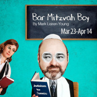 Bar Mitzvah Boy in Broadway