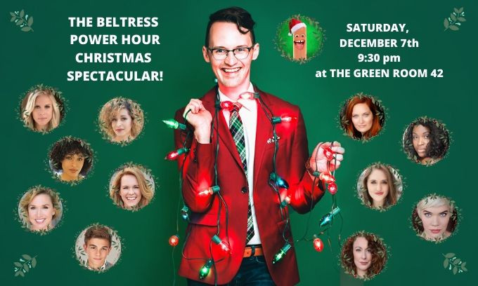 The Beltress Power Hour Christmas Spectacular!