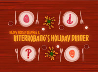 Heavy Hors D'oeuvres 3: Interrobang's Holiday Dinner in Baltimore