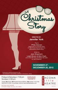 A CHRISTMAS STORY in Seattle