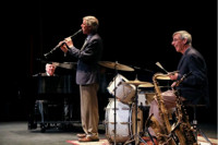 Neville Dickie and the Midiri Brothers in New Jersey