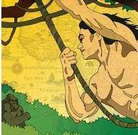 Tarzan® in Broadway