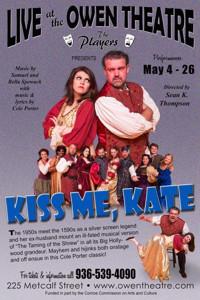 Kiss Me Kate  in Houston