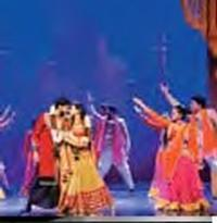 Bollywood Indian Express The Show in Monaco