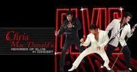 Chris MacDonald's Memories of Elvis in Concert in Fort Lauderdale