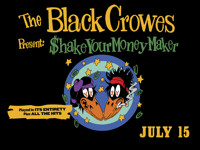 The Black Crowes in Rockland / Westchester