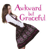 Awkward but Graceful in Broadway