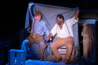 Big River: The Adventures of Huckleberry Finn in Broadway