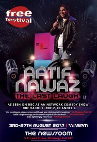 Aatif Nawaz: The Last Laugh in Scotland