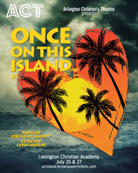 Once on This Island, JR. in Broadway