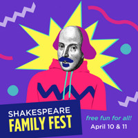 Shakespeare Family Fest in Washington, DC Logo