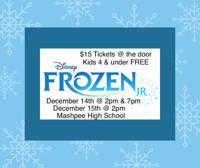 Frozen Jr.  in Boston