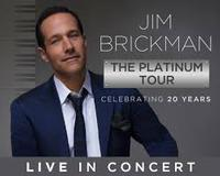 Jim Brickman – The Platinum Tour in Rockland / Westchester