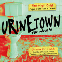 Urinetown The Musical in Los Angeles Logo