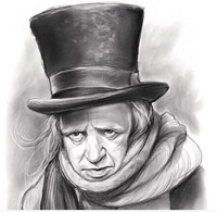 One Christmas Carol in Pittsburgh