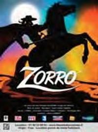Zorro The Musical in Monaco