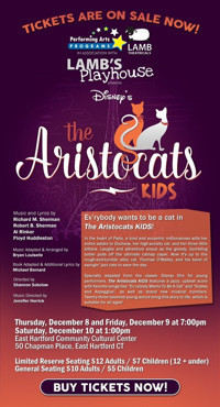 The Aristocats KIDS in Broadway