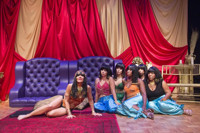 Antony & Cleopatra- The Musical in Broadway