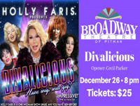DIVALICIOUS! Have Wig...Will Travel! Opening Act: Cecil Parker in New Jersey