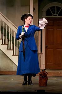Mary Poppins in Broadway