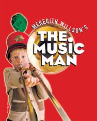 The Music Man in Birmingham