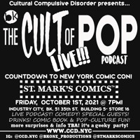 The Cult of Pop: LIVE! in Brooklyn